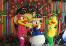 Three Caballeros at Disney ¡Viva Navidad!
