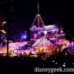 #Disneyland #Candlelight underway
