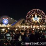 30 minutes to World of Color – Season of Light #DisneyHolidays