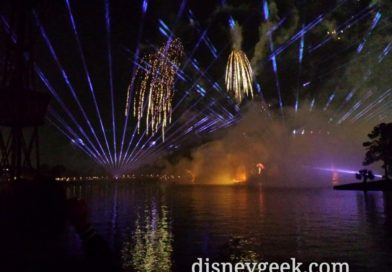Illuminations Peace on Earth Holiday finale at #Epcot