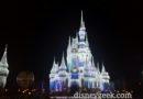 An evening at the Magic Kingdom