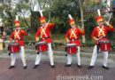 Holiday Toy Drummers at #DisneyFestivalOfHolidays