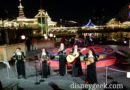 Mariachi Divas performing in Paradise Park #DisneyFestivalOfHolidays