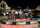 Mostly Kosher performing in Paradise Park #DisneyFestivalOfHolidays