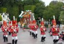 Toy Soldiers in A Christmas Fantasy parade @DisneylandToday