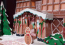 Disney Grand Californian Gingerbread Houses & Christmas Tree