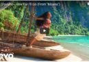 Moana Sequence – How Far I'll Go  (Disney Video)
