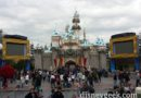 #Disneyland #SleepingBeauty Castle preparations for New Year's Eve
