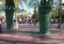 Arriving at #Disneyland, ticket lines are into an extended queue
