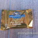 Ghirardelli is back to handing out caramel #Chocolate squares