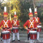 Holiday Toy Drummers #DisneyFestivalOfHolidays