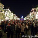 #Disneyland Main Street USA @ 6:24pm