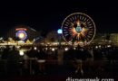 Ready for World of Color Season of Light, only 30 more minutes