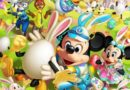 Disney's Easter Coming to Tokyo Disney Resort April 4 to June 14, 2017