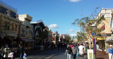 Main Street USA #Disneyland