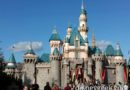 #Disneyland Sleeping Beauty Castle is celebrating #Disneyland60 again/still
