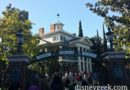 Haunted Mansion reopened last week with FastPass (FP recently has been seasonal)