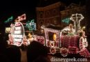 #Disneyland Main Street Electrical Parade