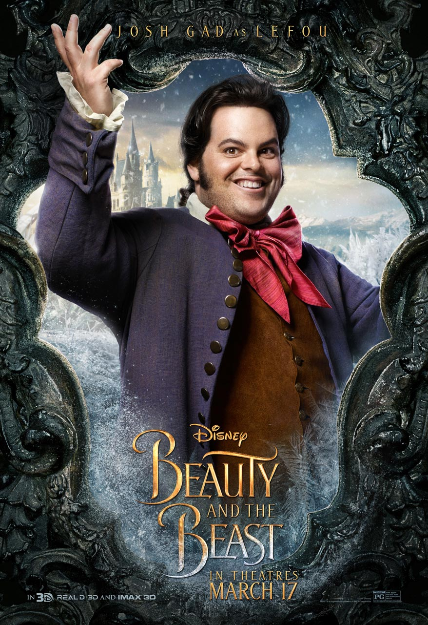 Beauty and the Beast - Josh Gad as LeFou