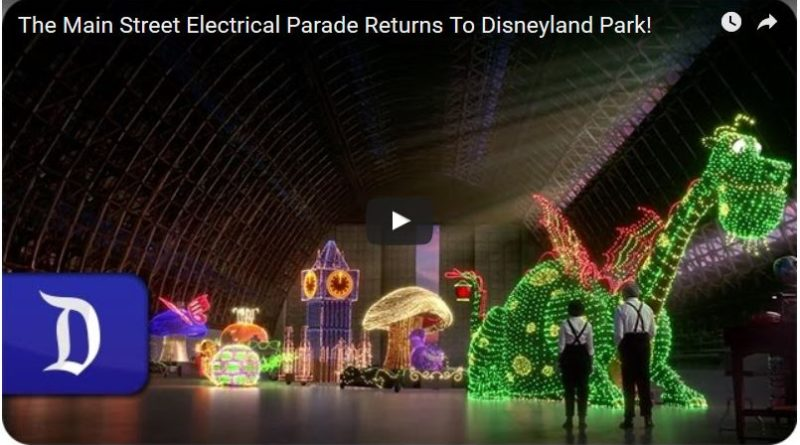 Main Street Electrical Parade TV Spot