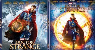Doctor Strange - Home Video - Blu Ray
