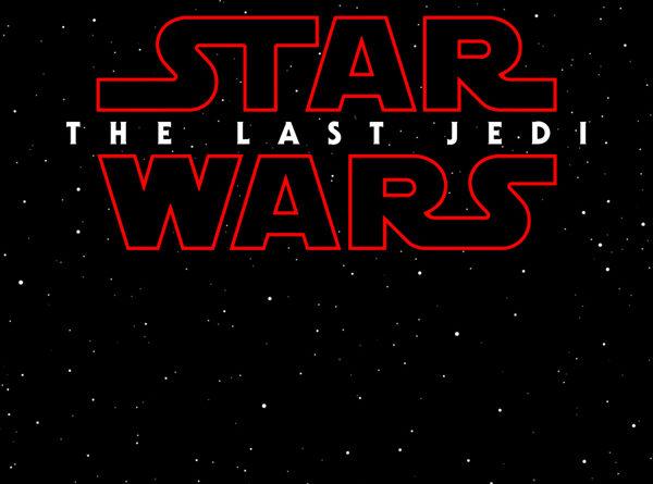 Star Wars VIII Teaser Poster - The Last Jedi