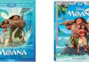 Disney Moana Home Video Release 3/7 & Digital HD 2/21