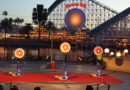 Acrobats of China at Disney California Adventure Lunar New Year Celebration