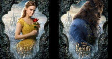 Beauty & Beast Cast Posters