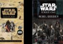 Star Wars Galactic Maps & Rebel Dossier Books