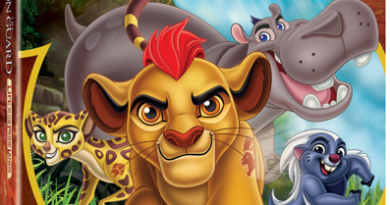The Lion Guard – Life in the Pride Lands DVD (Shelly's 1st Impressions)