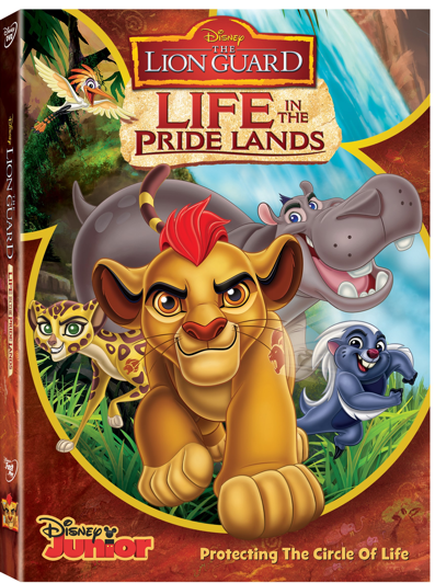 THE LION GUARD: LIFE IN THE PRIDE LANDS