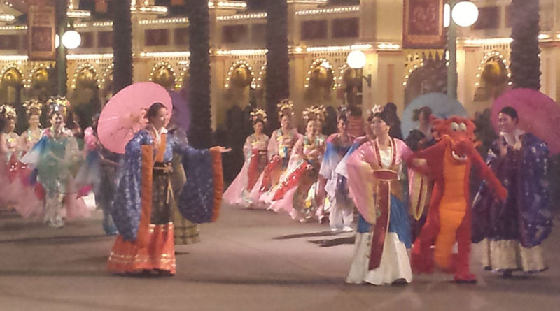 Mulan's Lunar New Year Procession - Featured