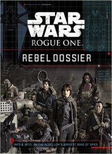 Star Wars rebel dossier Book Cover