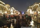 A rainy #Disneyland Main Street USA this evening