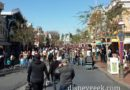 #Disneyland Main Street USA this afternoon