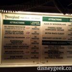 #Disneyland waits as of 6:39pm