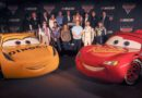 Disney/Pixar Cars 3 and NASCAR Team Up