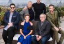 """Belle"" Clip & Beauty and the Beast Cast Kick off Press Tour in France"