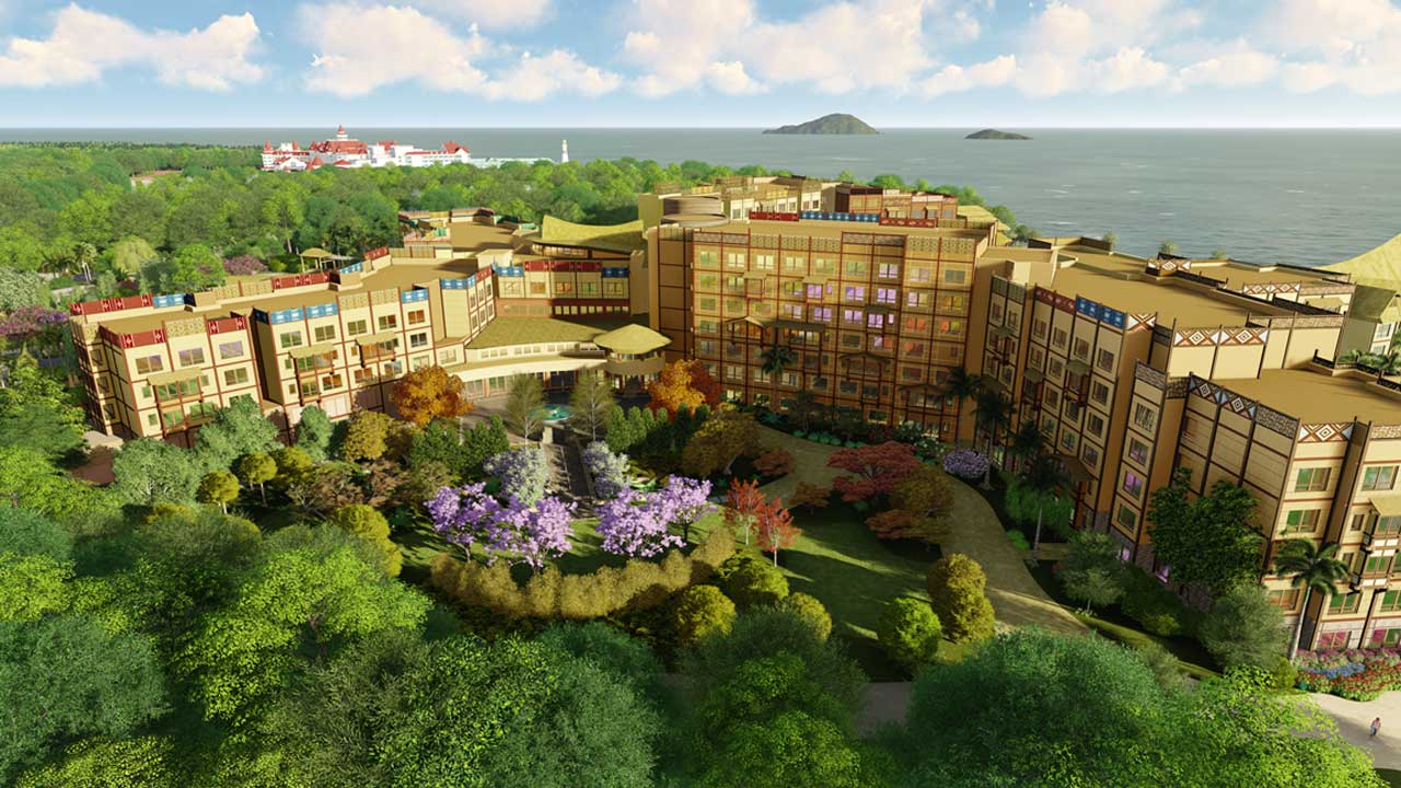 Disney Explorers Lodge, Hong Kong Disneyland -