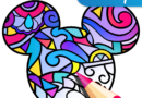 Color by Disney App Now Available for Mobile Devices (Daynah's Review)
