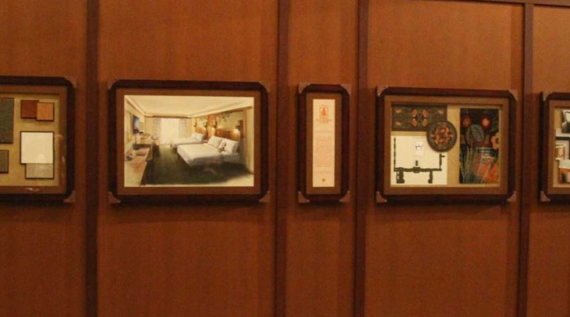 Disney's Grand Californian Hotel Renovation Samples