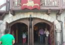 No line for the Red Rose Taverne at the moment
