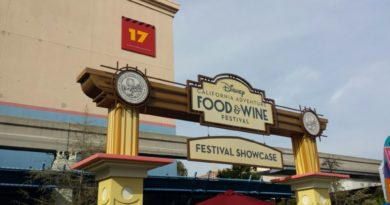 Disney California Adventure Food & Wine Festival Presents Fun for all Ages, March 2 to April 12, 2018