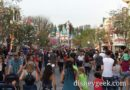 #Disneyland Main Street USA @ 4:14pm