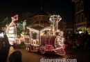 Disneyland Main Street Electrical Parade Pictures