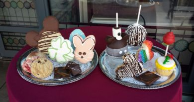 Trolley Treats on Buena Vista Street – St Patrick's day, Easter & more