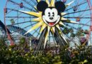 Mickey's Fun Wheel at Disney California Adventure Paradise Pier