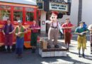 Mickey Mouse and the Red Car News Boys in Carthay Circle