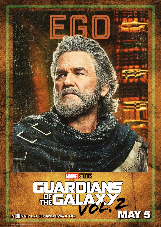 Guardians of the Galaxy Vol 2 - Ego